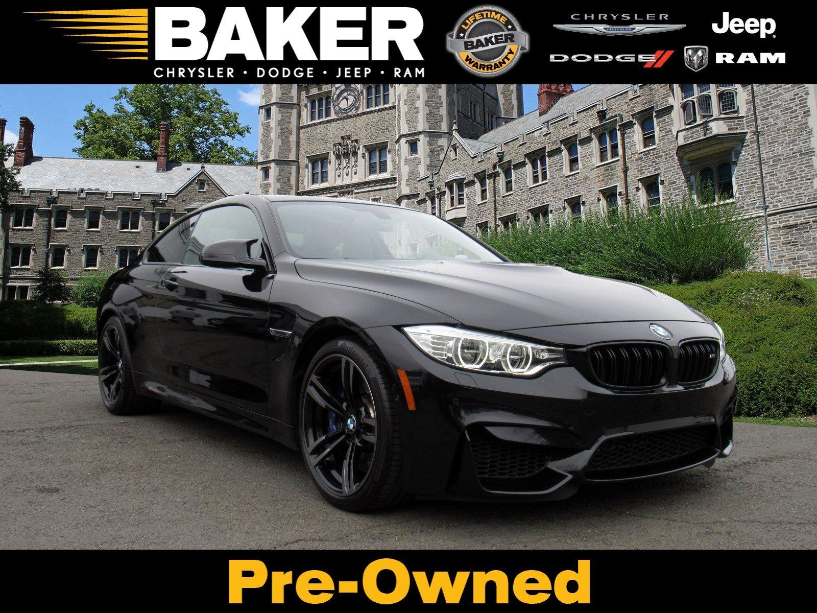 Used 2016 BMW M4 for sale $49,995 at Victory Lotus in Princeton NJ 08540 1