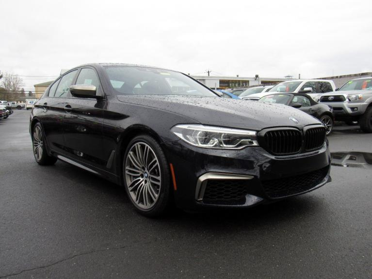 Used 2020 BMW 5 Series M550i xDrive for sale $70,995 at Victory Lotus in Princeton NJ 08540 2