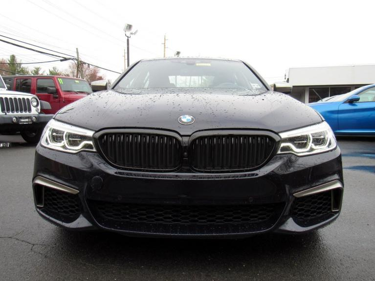 Used 2020 BMW 5 Series M550i xDrive for sale $67,495 at Victory Lotus in Princeton NJ 08540 3