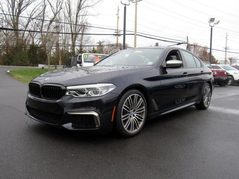 Used 2020 BMW 5 Series M550i xDrive for sale $70,995 at Victory Lotus in Princeton NJ 08540 4