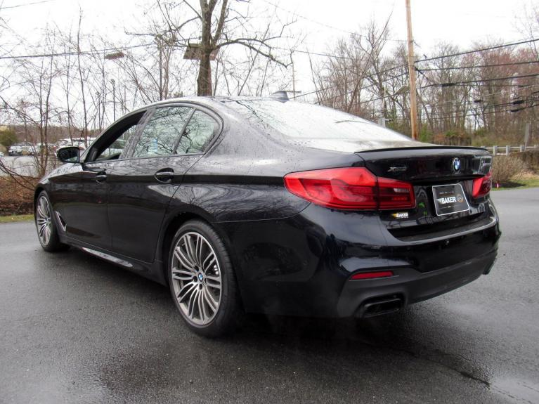 Used 2020 BMW 5 Series M550i xDrive for sale $67,495 at Victory Lotus in Princeton NJ 08540 5
