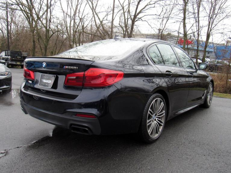 Used 2020 BMW 5 Series M550i xDrive for sale $70,995 at Victory Lotus in Princeton NJ 08540 7