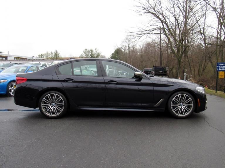 Used 2020 BMW 5 Series M550i xDrive for sale $67,495 at Victory Lotus in Princeton NJ 08540 8