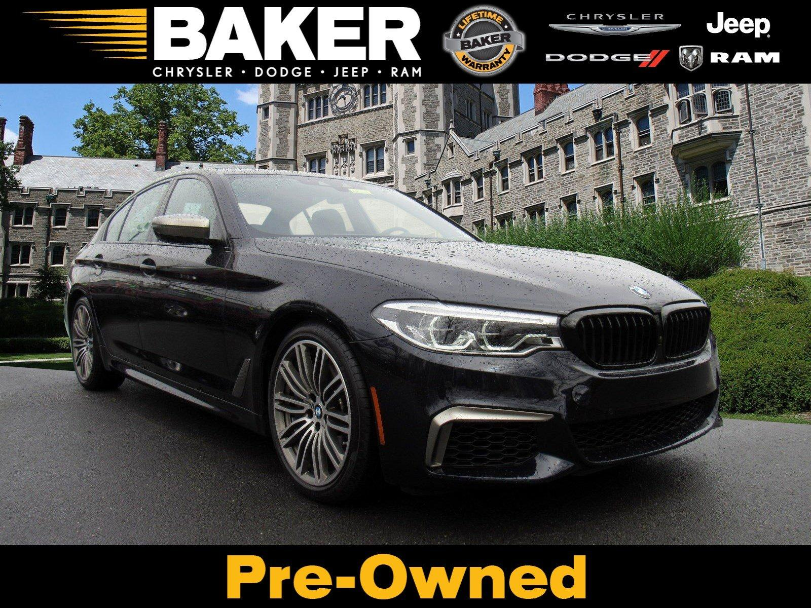 Used 2020 BMW 5 Series M550i xDrive for sale $67,495 at Victory Lotus in Princeton NJ 08540 1