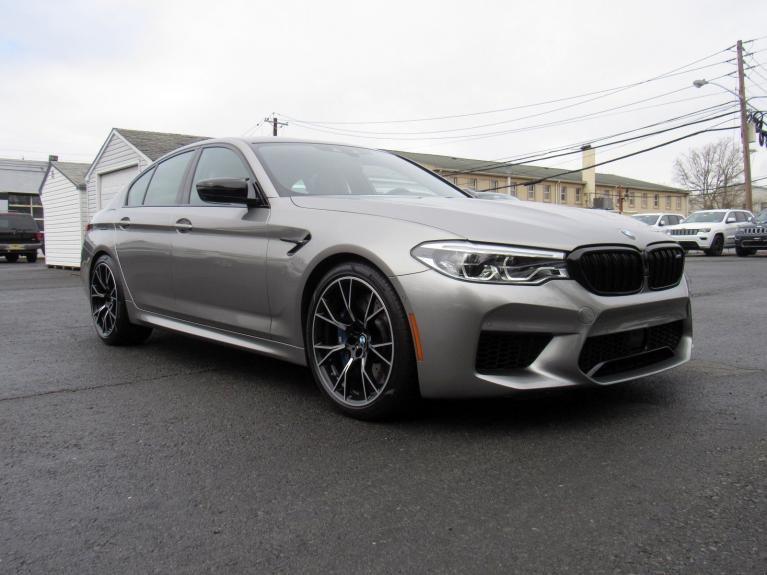 Used 2019 BMW M5 Competition for sale Sold at Victory Lotus in Princeton NJ 08540 2
