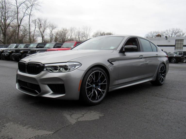 Used 2019 BMW M5 Competition for sale Sold at Victory Lotus in Princeton NJ 08540 4