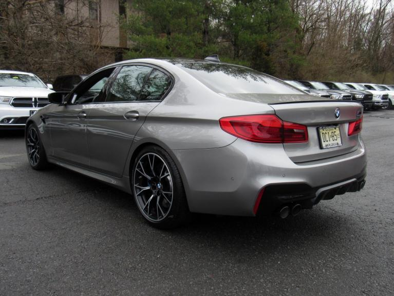 Used 2019 BMW M5 Competition for sale Sold at Victory Lotus in Princeton NJ 08540 5