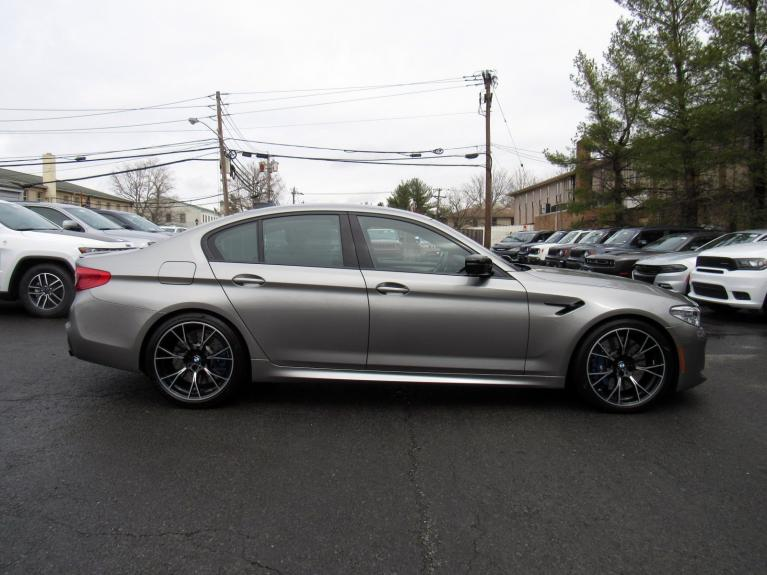 Used 2019 BMW M5 Competition for sale Sold at Victory Lotus in Princeton NJ 08540 7