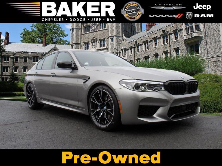 Used 2019 BMW M5 Competition for sale $99,995 at Victory Lotus in Princeton NJ