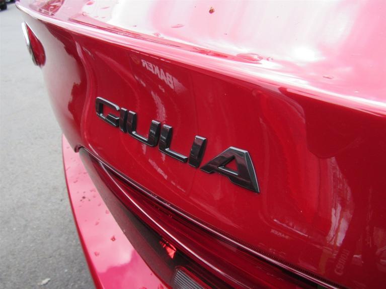 Used 2019 Alfa Romeo Giulia Ti Sport for sale Sold at Victory Lotus in Princeton NJ 08540 8