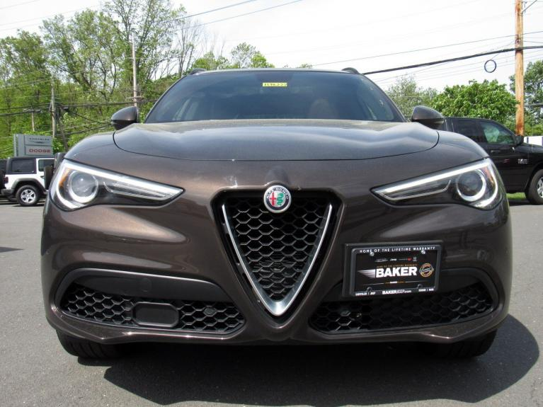 Used 2018 Alfa Romeo Stelvio Ti Sport for sale $32,995 at Victory Lotus in Princeton NJ 08540 3