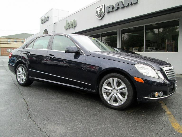 Used 2011 Mercedes-Benz E-Class E 550 Luxury for sale Sold at Victory Lotus in Princeton NJ 08540 2