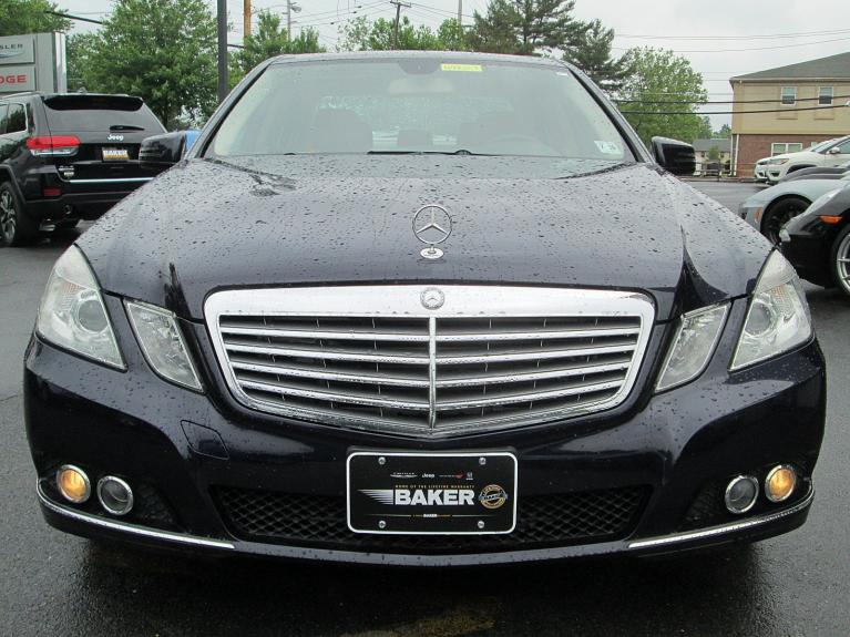 Used 2011 Mercedes-Benz E-Class E 550 Luxury for sale Sold at Victory Lotus in Princeton NJ 08540 3