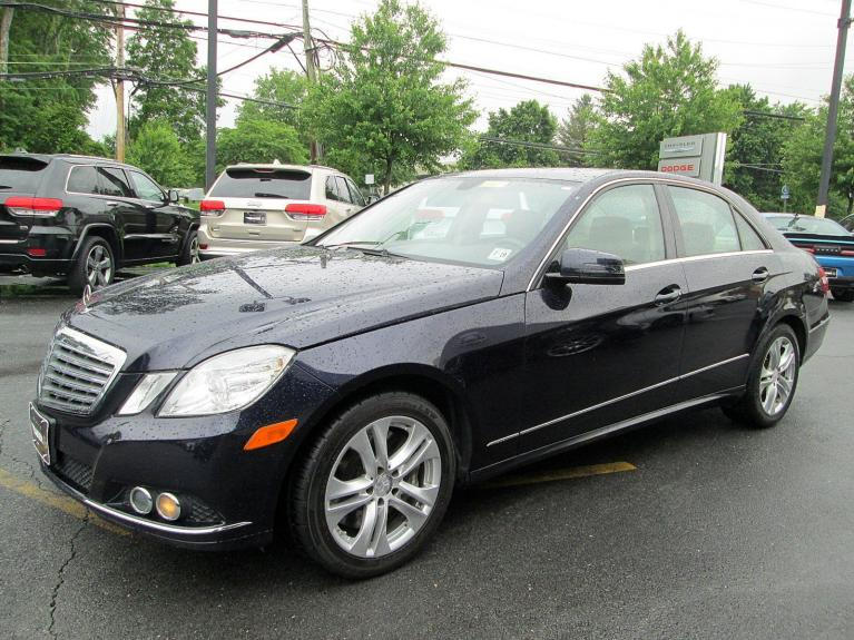 Used 2011 Mercedes-Benz E-Class E 550 Luxury for sale Sold at Victory Lotus in Princeton NJ 08540 4