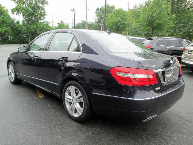 Used 2011 Mercedes-Benz E-Class E 550 Luxury for sale Sold at Victory Lotus in Princeton NJ 08540 5