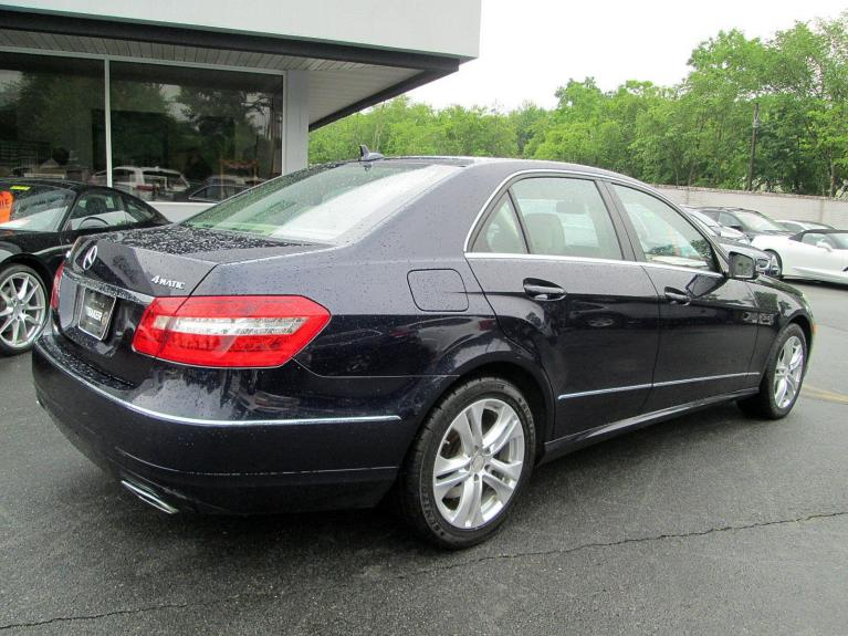 Used 2011 Mercedes-Benz E-Class E 550 Luxury for sale Sold at Victory Lotus in Princeton NJ 08540 7