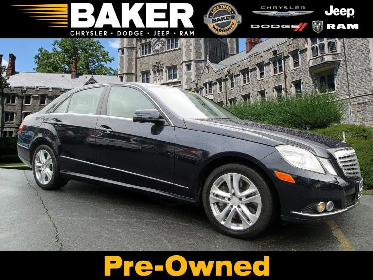 Used 2011 Mercedes-Benz E-Class E 550 Luxury for sale Sold at Victory Lotus in Princeton NJ 08540 1