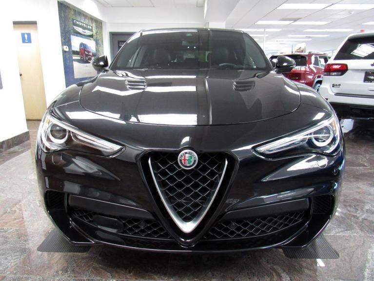 Used 2019 Alfa Romeo Stelvio Quadrifoglio for sale $68,995 at Victory Lotus in Princeton NJ 08540 3
