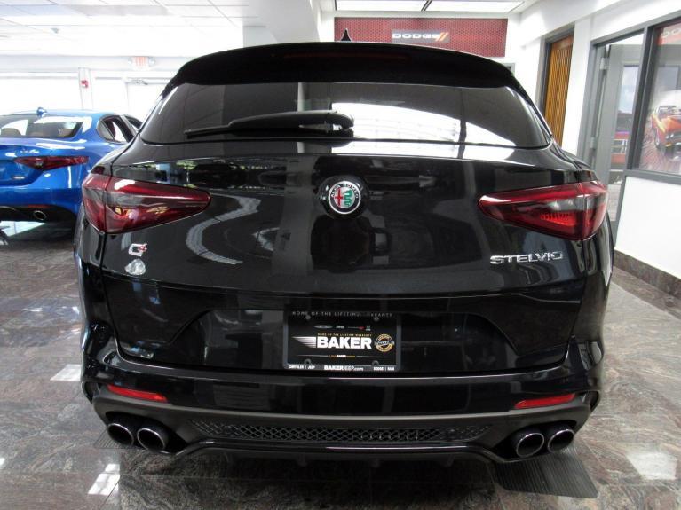Used 2019 Alfa Romeo Stelvio Quadrifoglio for sale $68,995 at Victory Lotus in Princeton NJ 08540 6