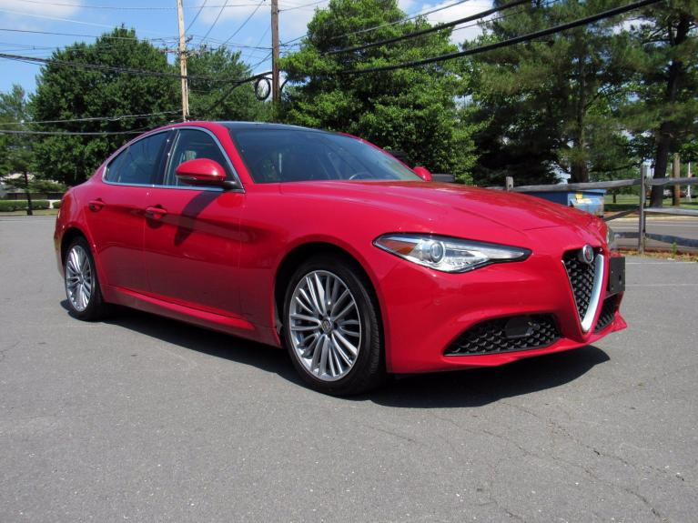 Used 2018 Alfa Romeo Giulia Ti Lusso for sale $32,495 at Victory Lotus in Princeton NJ 08540 2