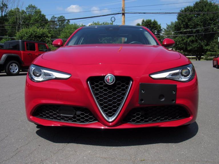 Used 2018 Alfa Romeo Giulia Ti Lusso for sale $32,495 at Victory Lotus in Princeton NJ 08540 3