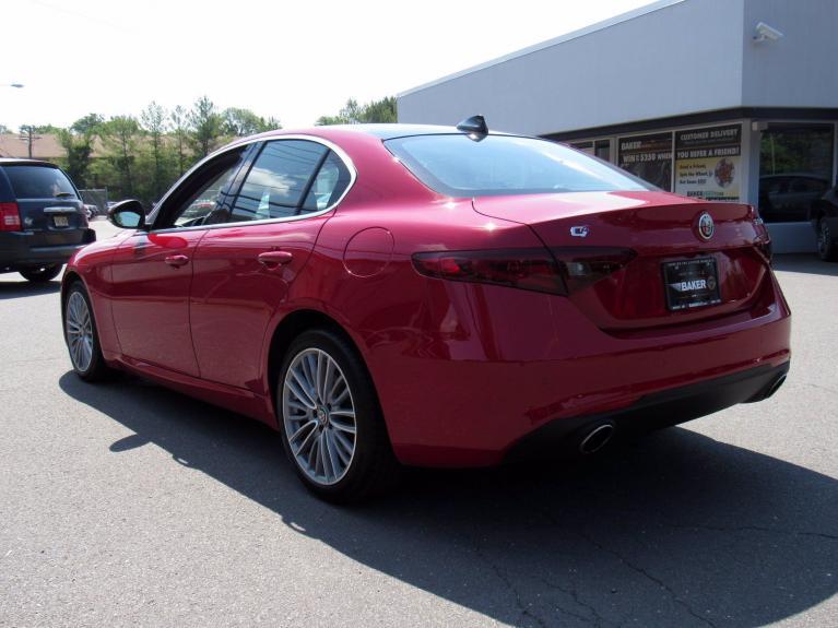 Used 2018 Alfa Romeo Giulia Ti Lusso for sale $32,495 at Victory Lotus in Princeton NJ 08540 5
