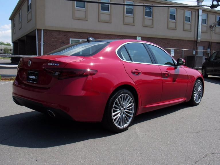 Used 2018 Alfa Romeo Giulia Ti Lusso for sale $32,495 at Victory Lotus in Princeton NJ 08540 7