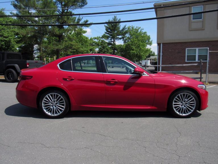 Used 2018 Alfa Romeo Giulia Ti Lusso for sale $32,495 at Victory Lotus in Princeton NJ 08540 8