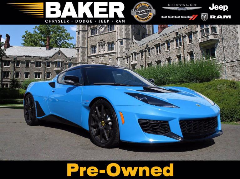 Used 2020 Lotus Evora GT for sale $104,995 at Victory Lotus in Princeton NJ