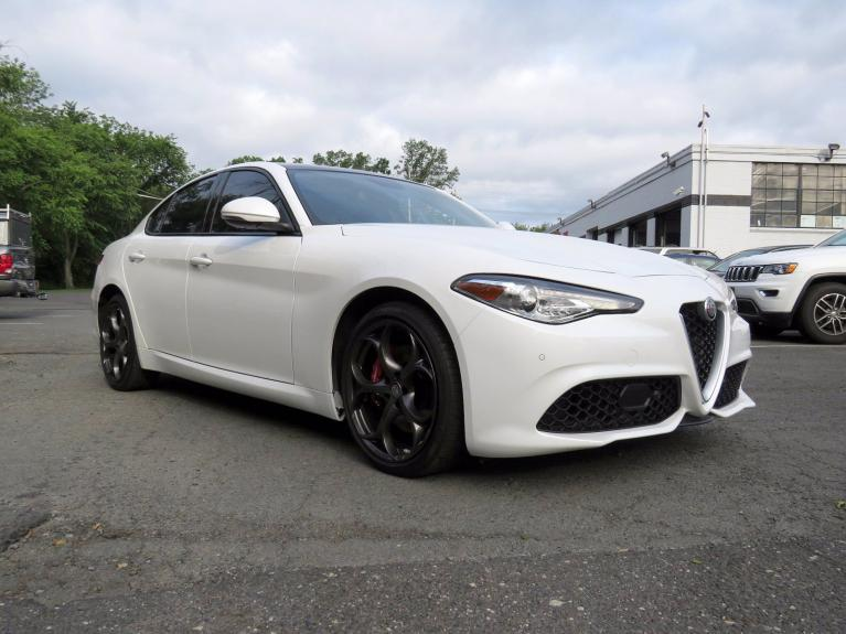 Used 2018 Alfa Romeo Giulia Ti Sport for sale $33,995 at Victory Lotus in Princeton NJ 08540 2