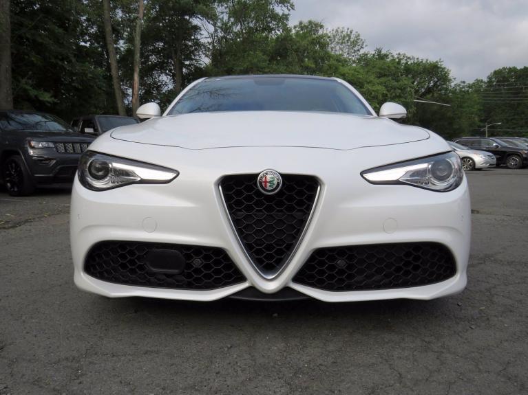 Used 2018 Alfa Romeo Giulia Ti Sport for sale $33,995 at Victory Lotus in Princeton NJ 08540 3
