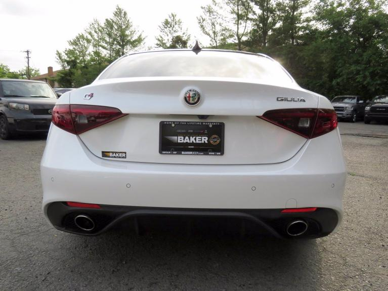 Used 2018 Alfa Romeo Giulia Ti Sport for sale $33,995 at Victory Lotus in Princeton NJ 08540 6