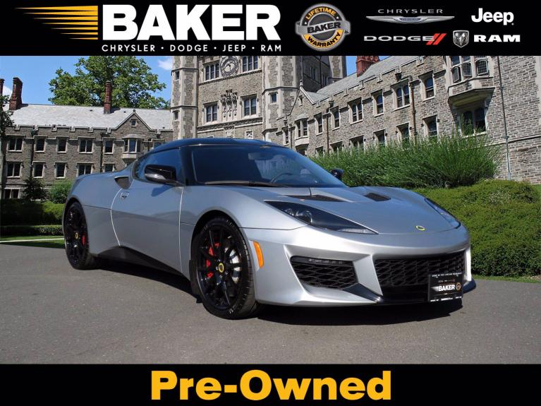 Used 2017 Lotus Evora 400 for sale $73,995 at Victory Lotus in Princeton NJ