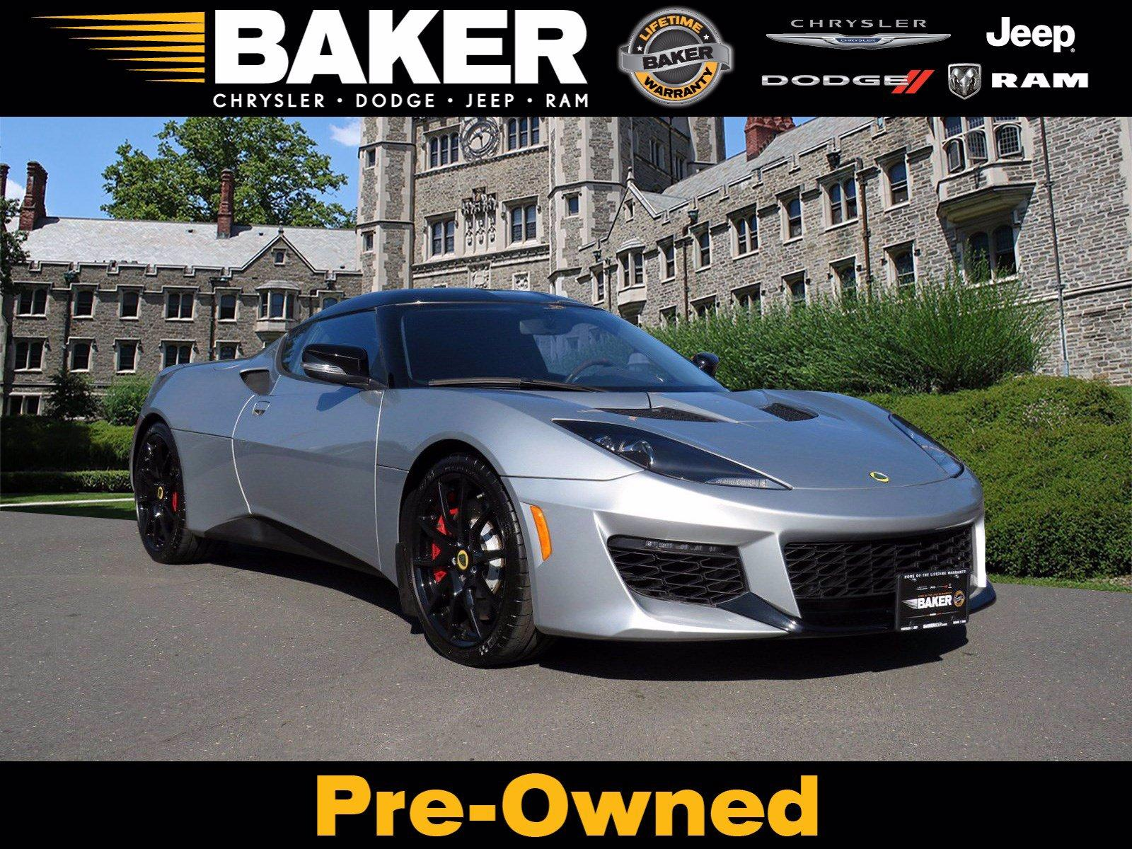 Used 2017 Lotus Evora 400 for sale $73,995 at Victory Lotus in Princeton NJ 08540 1