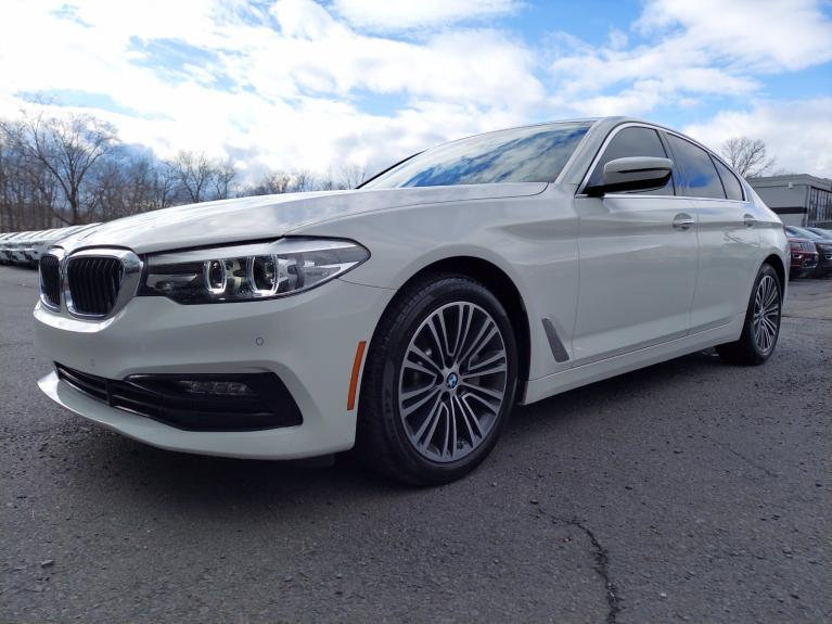 Used 2018 BMW 5 Series 540i xDrive for sale $40,994 at Victory Lotus in Princeton NJ 08540 3