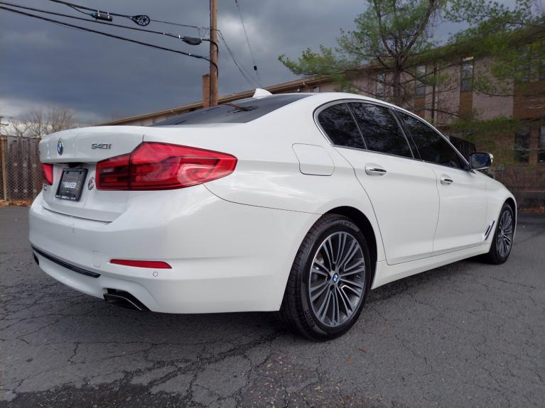 Used 2018 BMW 5 Series 540i xDrive for sale $40,994 at Victory Lotus in Princeton NJ 08540 6