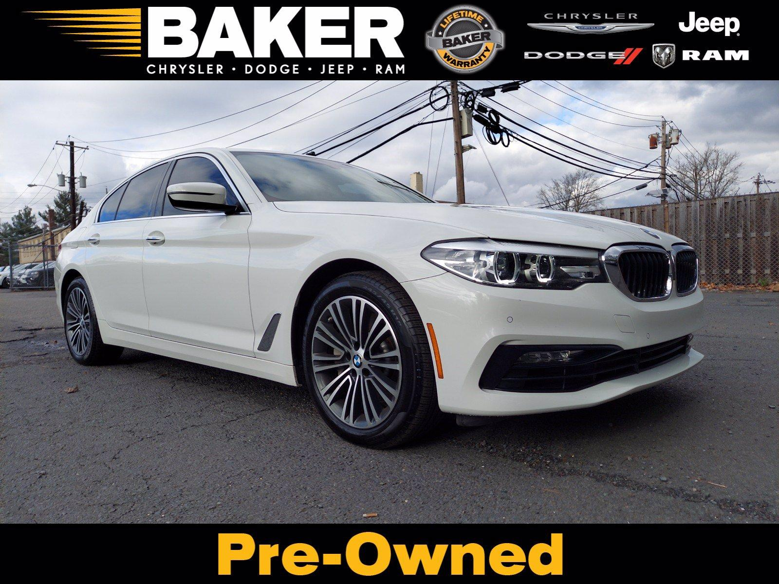 Used 2018 BMW 5 Series 540i xDrive for sale $40,994 at Victory Lotus in Princeton NJ 08540 1