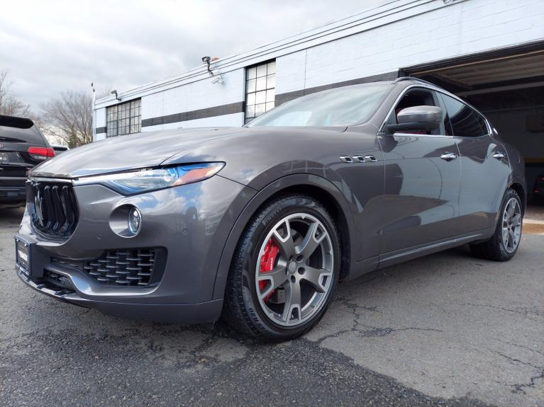 Used 2017 Maserati Levante S for sale $54,495 at Victory Lotus in Princeton NJ 08540 3
