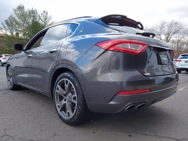 Used 2017 Maserati Levante S for sale $54,495 at Victory Lotus in Princeton NJ 08540 4
