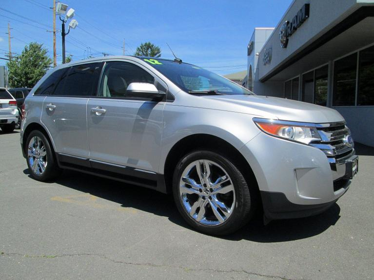 Used 2012 Ford Edge SEL for sale Sold at Victory Lotus in Princeton NJ 08540 2