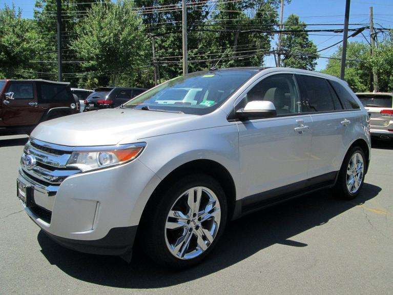 Used 2012 Ford Edge SEL for sale Sold at Victory Lotus in Princeton NJ 08540 4