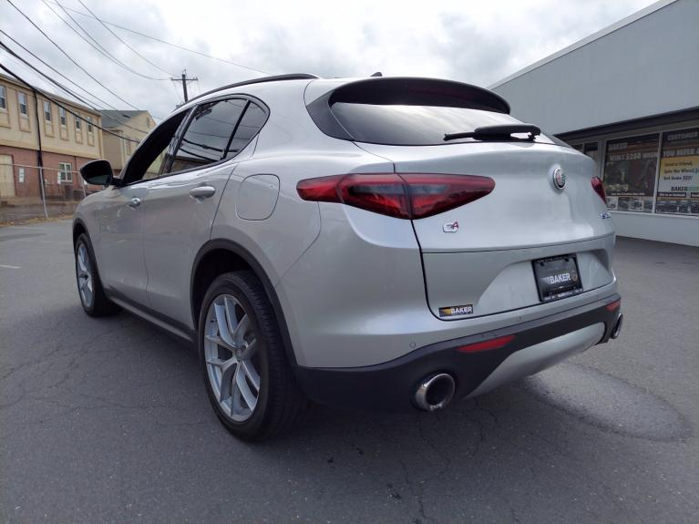 Used 2018 Alfa Romeo Stelvio Ti Sport for sale $31,695 at Victory Lotus in Princeton NJ 08540 4