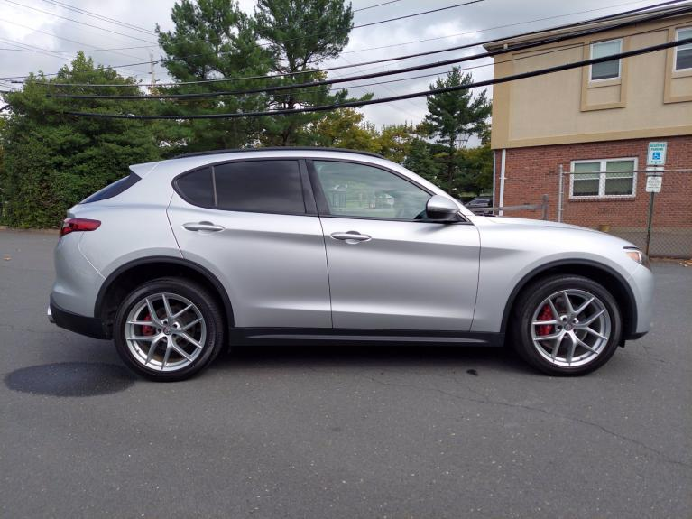 Used 2018 Alfa Romeo Stelvio Ti Sport for sale $31,695 at Victory Lotus in Princeton NJ 08540 7