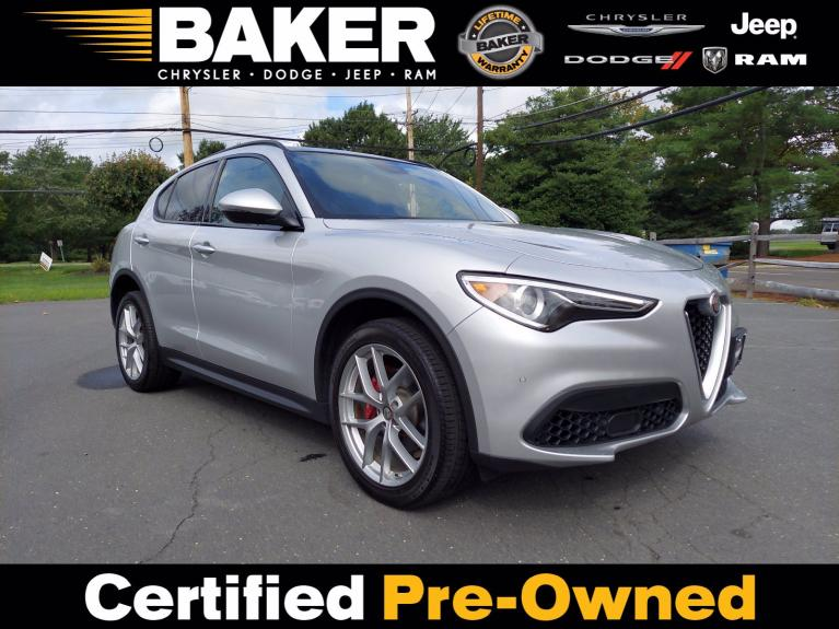 Used 2018 Alfa Romeo Stelvio Ti Sport for sale $31,695 at Victory Lotus in Princeton NJ 08540 1