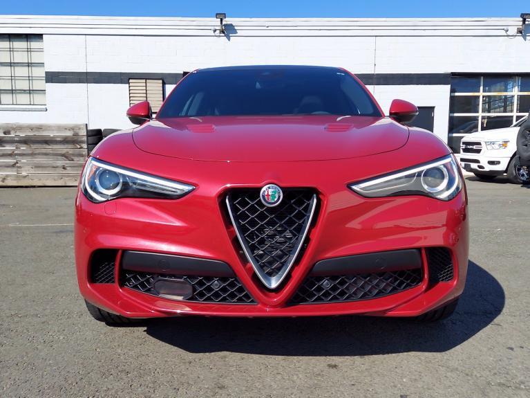 Used 2018 Alfa Romeo Stelvio Quadrifoglio for sale $56,295 at Victory Lotus in Princeton NJ 08540 2