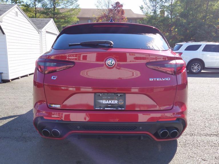 Used 2018 Alfa Romeo Stelvio Quadrifoglio for sale $56,295 at Victory Lotus in Princeton NJ 08540 5
