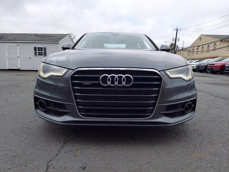 Used 2014 Audi A6 3.0T Prestige for sale $16,495 at Victory Lotus in Princeton NJ 08540 2