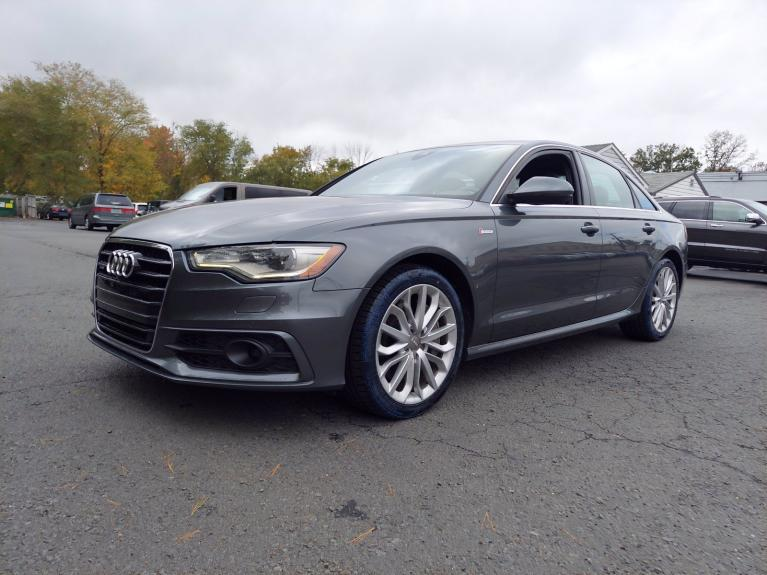 Used 2014 Audi A6 3.0T Prestige for sale $16,495 at Victory Lotus in Princeton NJ 08540 3