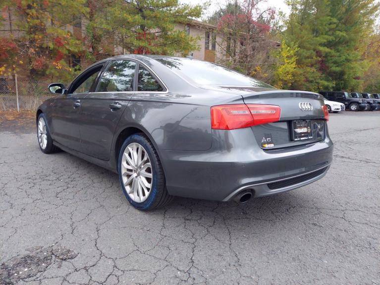 Used 2014 Audi A6 3.0T Prestige for sale Sold at Victory Lotus in Princeton NJ 08540 4