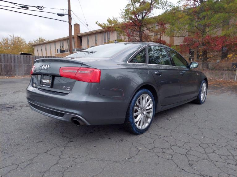 Used 2014 Audi A6 3.0T Prestige for sale Sold at Victory Lotus in Princeton NJ 08540 6